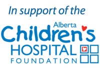 In support of the Alberta Children's Hospital Foundation